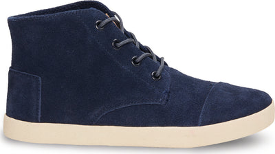 Navy Suede Women's Classic Paseos High