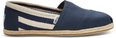 Navy Stripe Men's University Classics