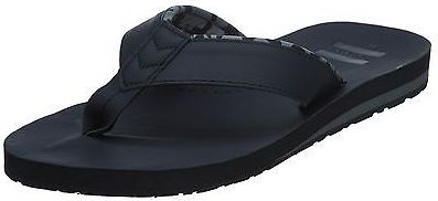 Black Men's Carilo Flip Flop