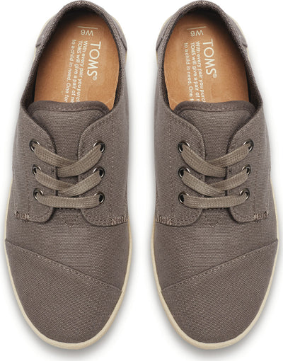 Ash Grey Canvas Women's Paseos