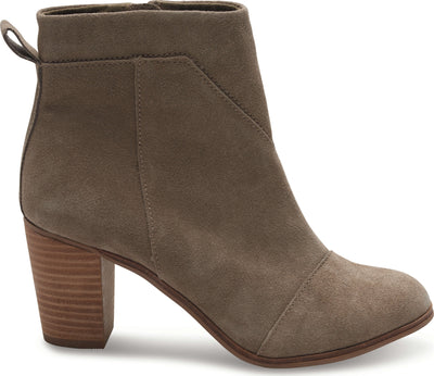 Taupe Suede Women's Lunata Boot