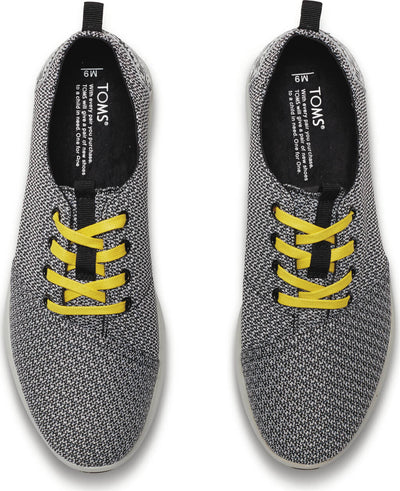 Black Grey Mesh Men's Viaje Sneaker