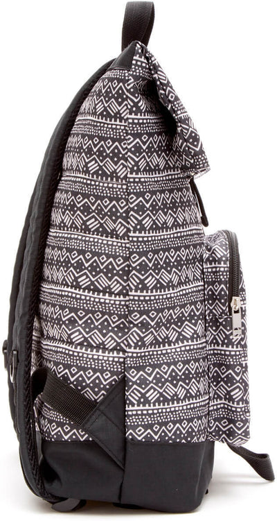Tribe Printed Stand-Up Backpack