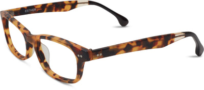 Esther Matte Havana Tortoise | Optical Frame Only