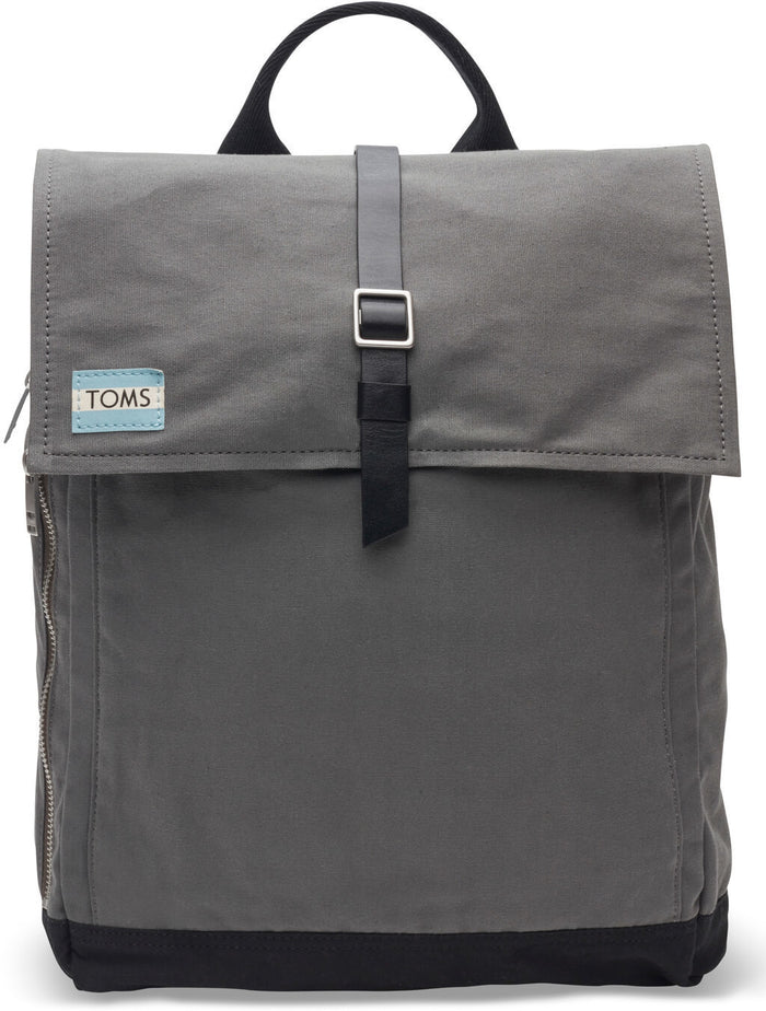 Castlerock Utility Canvas Trekker Backpack
