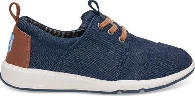 Blue Denim Youth Del Rey Sneaker