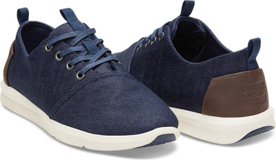 Dark Denim Men's Del Rey Sneaker