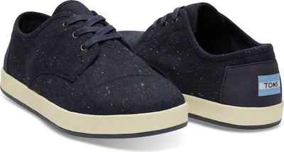 Navy Fleck Men's Paseos