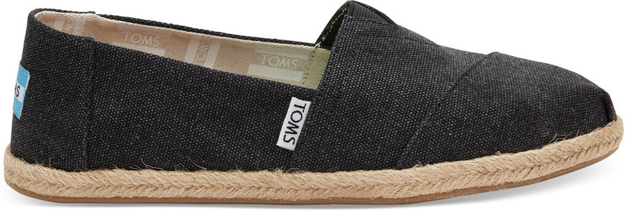 76c633f9653 Black Washed Canvas Women s Classics