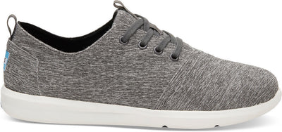Forged Iron Grey Space-Dye Men's Del Rey Sneakers