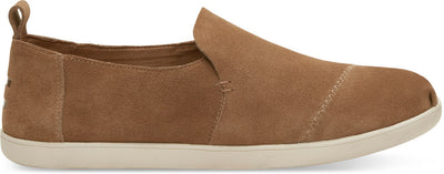 Toffee Suede Men's Deconstructed Classics