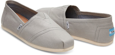 Drizzle Grey Canvas Men's Classics