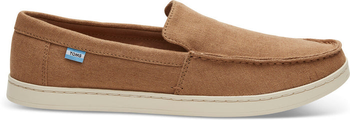 Toffee Hemp Men's Aiden Slip-Ons