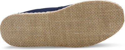 Navy Canvas Blanket Stitch Men's Classics