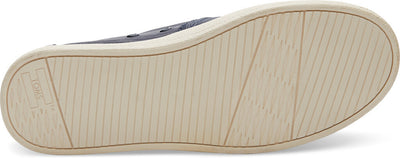 Navy Nylon Melange Women's Avalon Slip-Ons