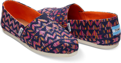 Fuchsia Patterned Women's Classics
