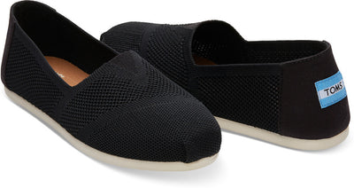 Black Custom Knit Women's Classics