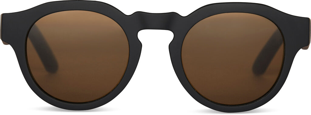 c842bca7a8 TRAVELER By TOMS Bryton Matte Black Polarized