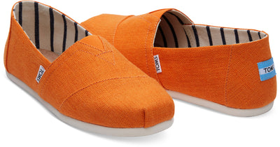 Russet Orange Heritage Canvas Men's Classics