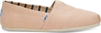 Pale Peach Heritage Canvas Men's Classics