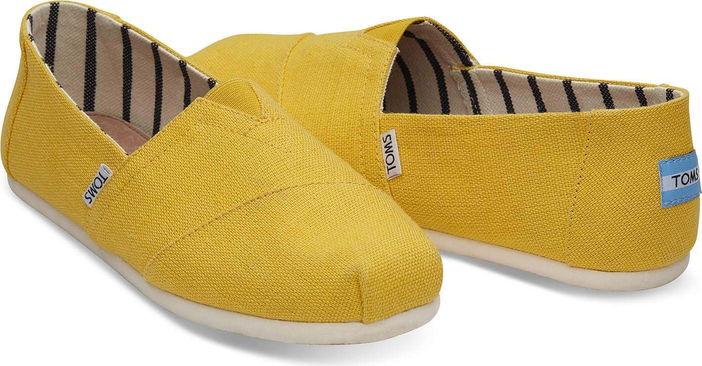 ab76fd18c75 Lemon Chrome Heritage Canvas Men s Classics
