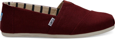 Black Cherry Heritage Canvas Men's Classics