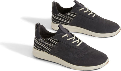 Forged Iron Grey Nubuck/Tribal Women's Cabrillo Sneaker
