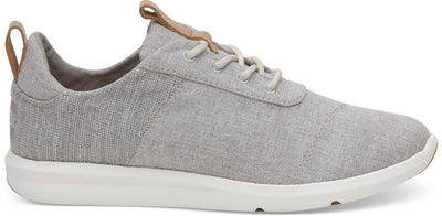 Grey Chambray Womens Cabrillo Sneaker