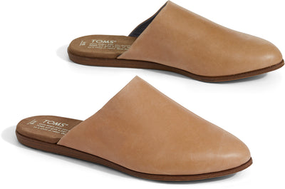 Honey Leather Women's Jutti Mules