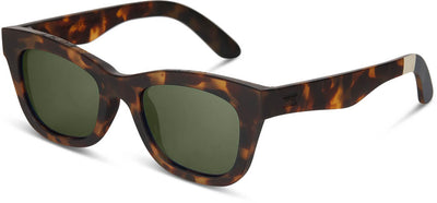 TRAVELER By TOMS Paloma Matte Blonde Tortoise Polarized
