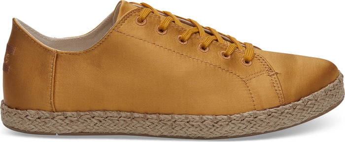 Sunflower Satin Women's Lena Sneakers