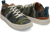 Camo Canvas Men's TRVL LITE Sneakers