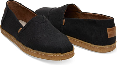 Black Heritage Canvas Crepe Wrap Men's Classics