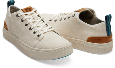 Birch Heritage Canvas Men's TRVL LITE Low Sneakers