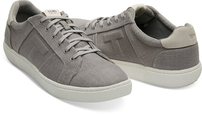 Drizzle Heritage Canvas Mens Leandro Sneakers