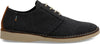 Black Wash Canvas Stitch Men's Preston Sneakers