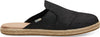 Black Heavy Denim Womens Nova Espadrilles