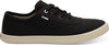 Black Heritage Canvas Women's Carmel Sneakers
