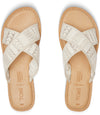 Natural Arrow Emb Mesh Women's Viv Sandals