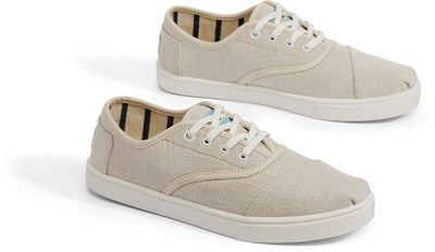 Natural Heritage Canvas Women's Cupsole Cordones Sneakers