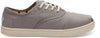 Morning Dove Heritage Canvas Women's Cupsole Cordones Sneakers