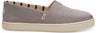 Morning Dove Heritage Canvas Women's Cupsole Alpargatas