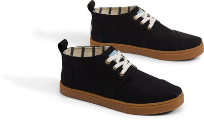Black Heritage Canvas Women's Botas