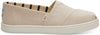 Natural Heritage Canvas Women's Cupsole Alpargatas
