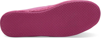 Rose Violet Canvas Women's Espadrilles