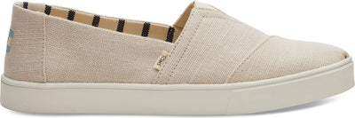 Natural Heritage Canvas Men's Cupsole Alpargatas