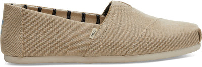 Unbleached Heritage Natural Canvas Men's Classics