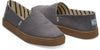 Shade Grey Heritage Canvas Men's Cupsole Alpargatas