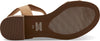 Honey Leather Geo Woven Women's Camilia Sandals
