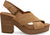 Honey Suede Women's Ibiza Sandal